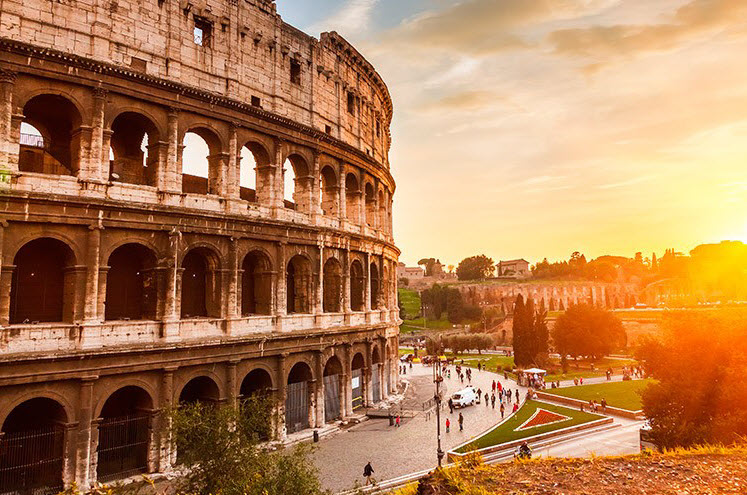 Rome for 3 Amazing Nights